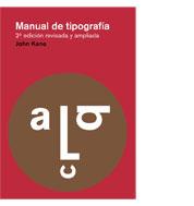 Manual de tipografía. John kane