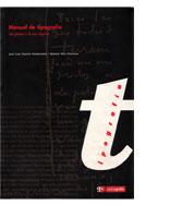 Manual de tipografía. Jose Luís Martín Montesinos