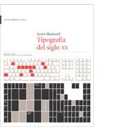 Tipografía del siglo XX. Lewis Blackwell