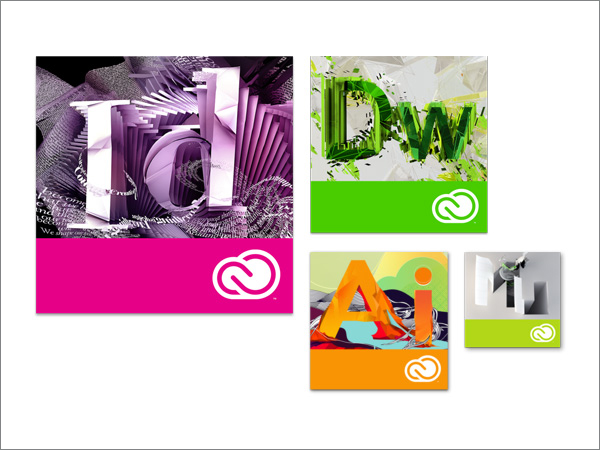 Software de Adobe Creative Cloud